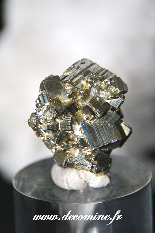 mineraux pyrite collection