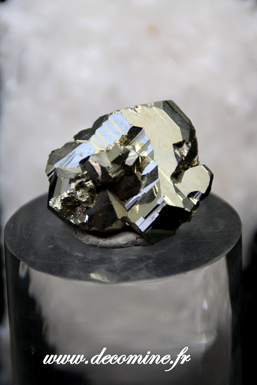 assemblage pyrite collection