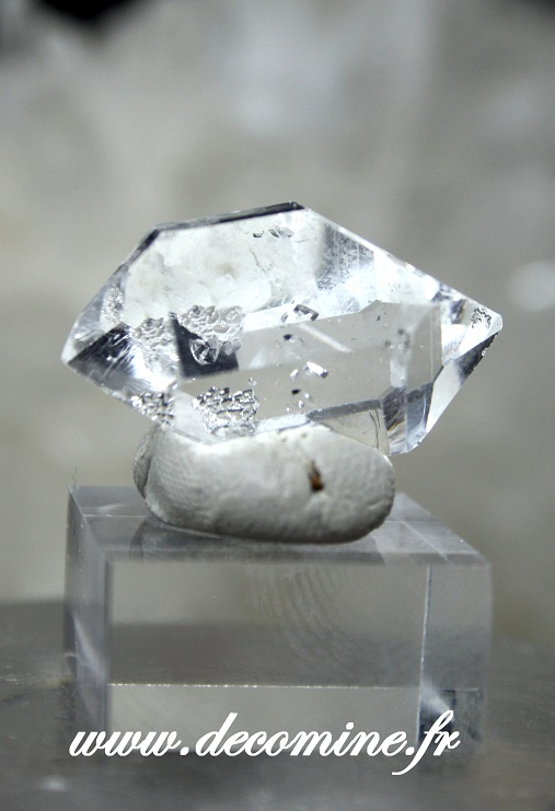 quartz diamant herkimer veritable de new york USA