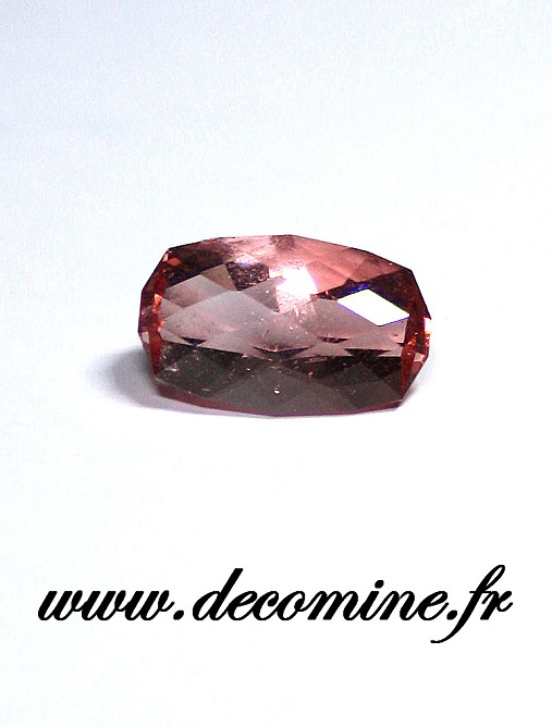 fluorine rose mont blanc ovale 1.48 carats